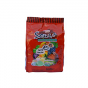 LOT 100 SOUR ASSORTED 600G